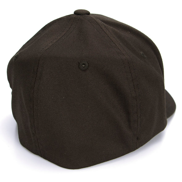 Gorra-Flexfit-Wooly-Brown