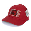 Gorra Fist Logo Red