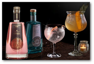 Brilliant Gin - English Gin