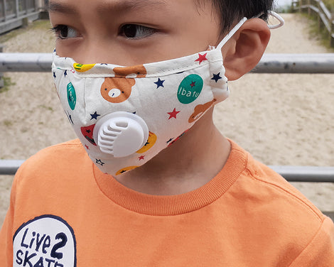 Kids Face Protection