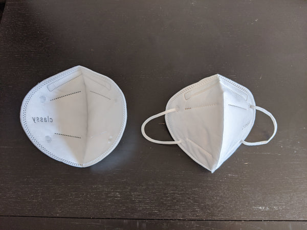 40 KN95 Face Masks - Comparable to N95 - $400 on eBay