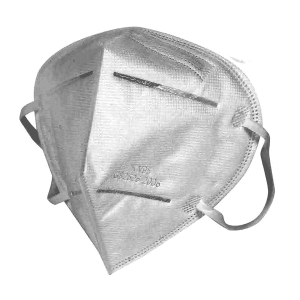 10 KN95 Face Masks - Comparable to N95 Industrial Use