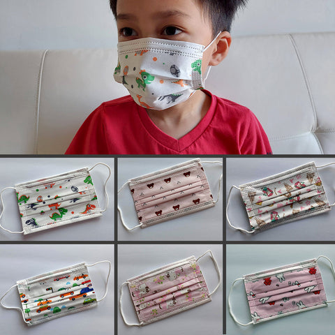 Disposable Face Mask (60-pack)
