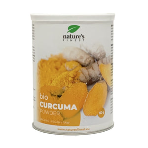 Organic Turmeric Root Powder (150g) – NU5429