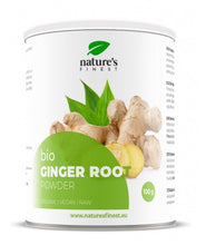 Load image into Gallery viewer, Organic Ginger Root Powder (100g) – NU5443