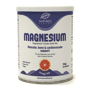 Magnesium Drink Mix (150g) – NU5487