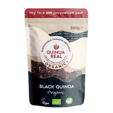 Load image into Gallery viewer, Organic black Quinua Real®(500g) – QR010