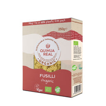 Load image into Gallery viewer, Organic Royal Quinoa and Rice Fusilli (250g) – QR013