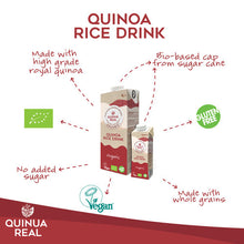 Load image into Gallery viewer, Organic Royal Quinoa and Rice Drink (1L) – QR003