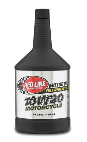 10W30 Motorcycle Oil - quart