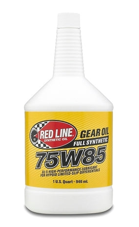 75W85 GL-5 Gear Oil - 1quart