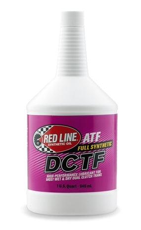 Red Line, Dual Clutch Transmission Fluid (DCTF) for wet and dry systems