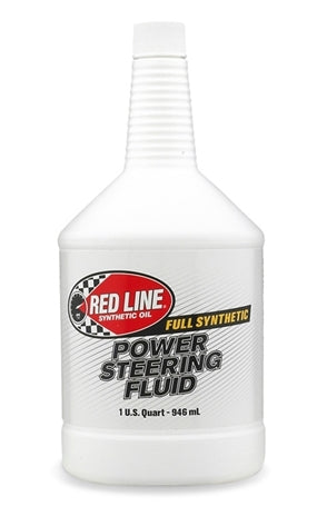 Redline, Power Steering Fluid - quart