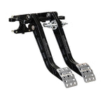 Swing Mount Tru-Bar Brake and Clutch Pedal -