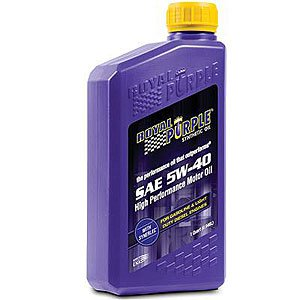 Multi-Grade Motor Oil 5W40 SM Qt. Bottle*