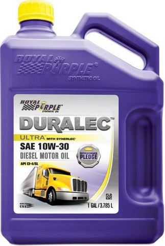 Duralec Ultra 10W30 HD CI/4 Gallons