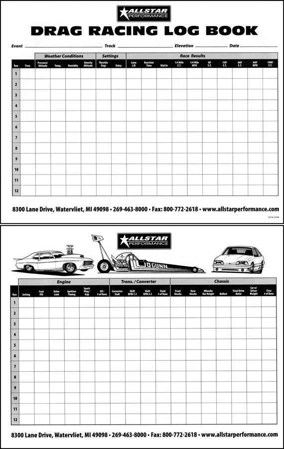 Drag Set Up Sheets