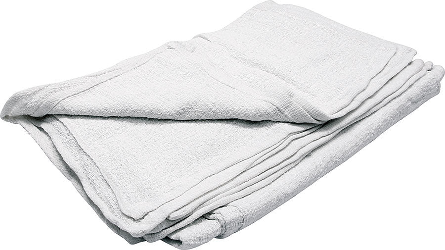 Terry Towels White 12pk