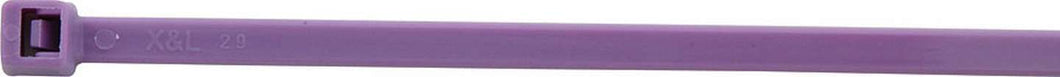 Wire Ties Purple 7.25 100pk