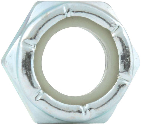 Thin Nylon Insert Nuts 1/2-13 10pk