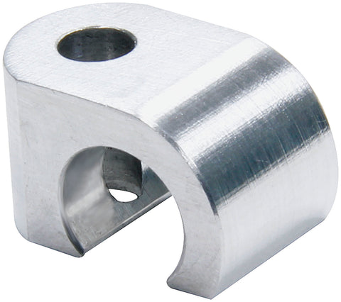 Morse Cable Half Clamp Aluminum