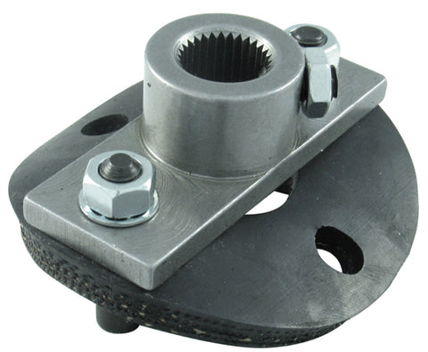 Steering Coupler 1/2 Rag Joint Steering Box Side