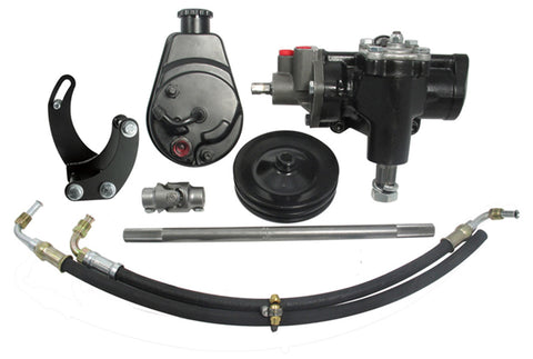 Power Steering Conversio n Kit 58-64 Chevy SBC