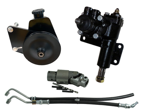 62-72 Mopar Power Steering Conversion