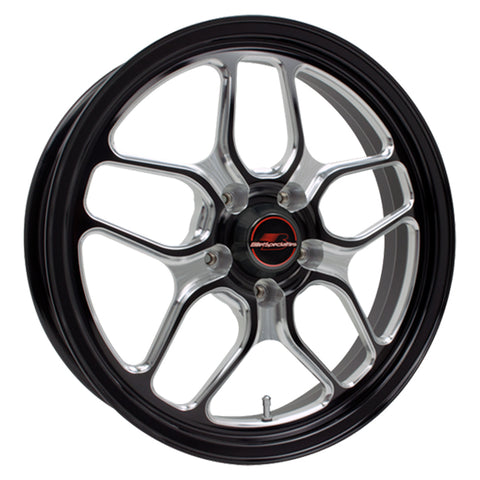 Win Lite Wheel Black 17 x 4.5 2.0in BS