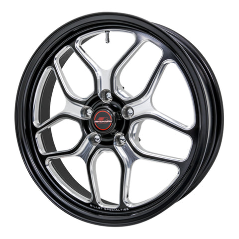 Win Lite Wheel Black 18 x 5in 2.5 BS