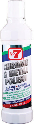 No.7 Chrome Polish