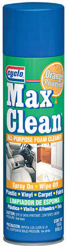 Max Clean Foam 18oz