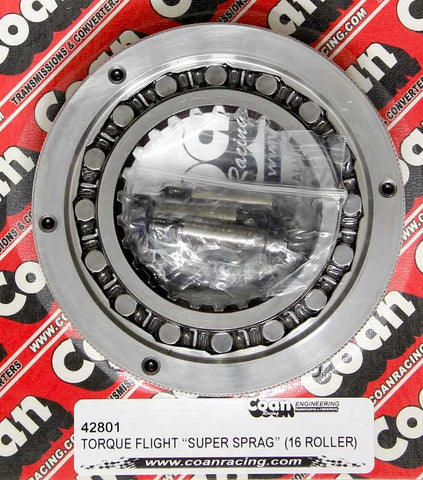 Super Sprag 16 Roller Overrun Clutch Kit