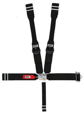 Seat Belts 5 Point With Ratchet Left Side 5-Way