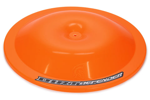 Air Cleaner Top 14in Neon Orange