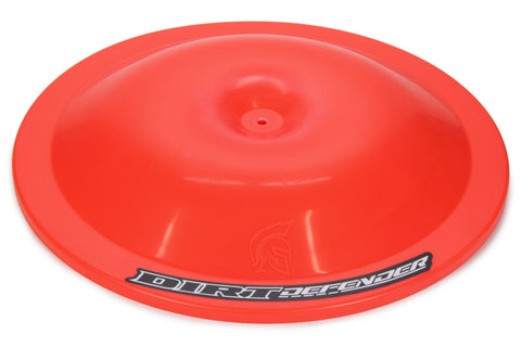 Air Cleaner Top 14in Neon Red
