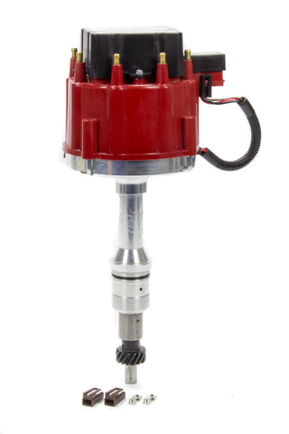 Racing Distributor SBF 351W Red Cap w/o Vac Adv