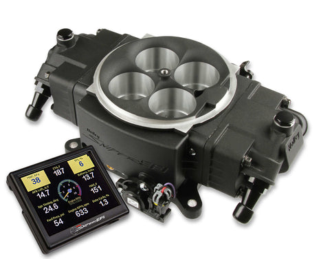 EFI Sniper 4150 Kit Black Finish