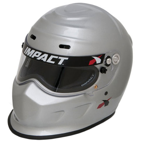 Helmet Champ Medium Silver SA2015