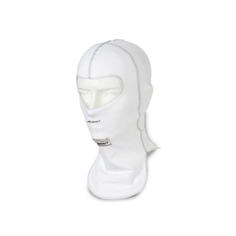 Balaclava ION White Single Eyeport SFI/FIA