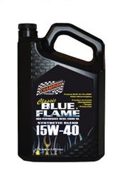 Champion Brands 4359N  Oil; Classic Blue Flame (R); SAE 15W-40; Synthetic Blend; 1 Gallon Jug; Single