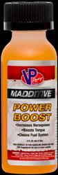 VP Racing Fuels 2822  Fuel Additive; For Gas; Power Booster; Single; 2 Ounce Bottle; Treats Up To 10 Gallons