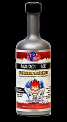 VP Racing Fuels 2825  Fuel Additive; Madditive ™; For Gas; Power Booster; Single; 16 Ounce Bottle; Treats Up To 18 Gallons