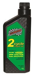 Champion Brands 4025H  Oil; Ashless; 1 Quart Bottle; Single; Used For 2-Cycle Engines