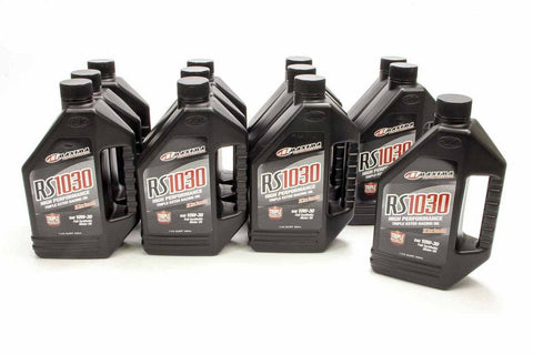 10w30 Synthetic Oil Case 12x1 Quart RS1030