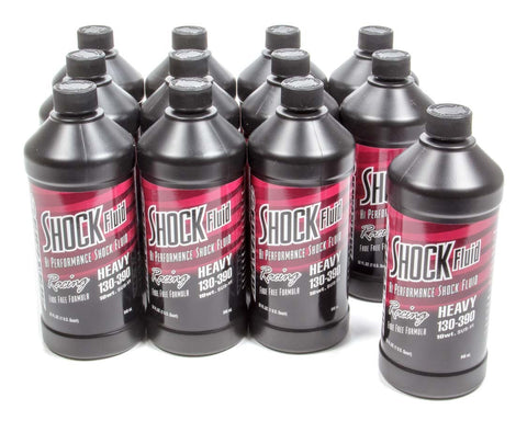 10w Racing Shock Oil Case 12x32oz Bottles
