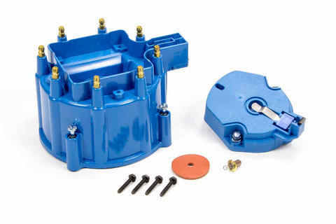 HEI Distributor Cap- Rotor- & Coil Brush Kit
