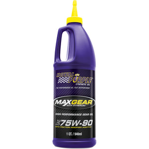 Max Gear  75W90 Qt. Bottle*
