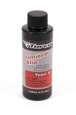 GM Limited Slip Additive Type G 4oz Bottle
