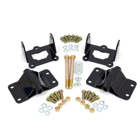 74-92 GM F/G Body Solid Engine Mount Kit